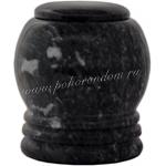 Урна каменная Черный тюльпан
