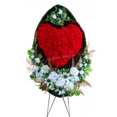 В-34 Венок С 5 Сердце