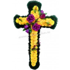 В-49 Венок Крест